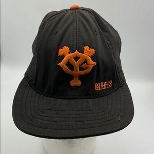 Vintage Japanese Tokyo Giants baseball team hat